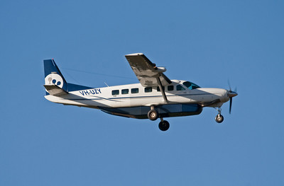 VH-UZY WEST WING AVIATION CESSNA-208 CARAVAN
