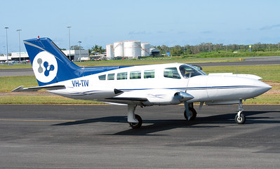 VH-TIV WESTWING AVIATION CESSNA-402B