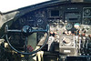 Pilot's seat B-17. Call sign NL93012