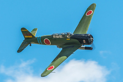 "Nakajima B3-N ""Kate"" replica built for the movie ""Tora Tora Tora"""
