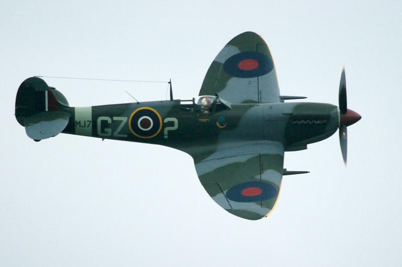 Vickers Spitfire Mark IX.