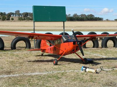 David Balfour's Cessna Bird Dog. Modified Vailliancourt plans, powered by Brison 52cc. http://www.vaillyaviation.com/Intro.html