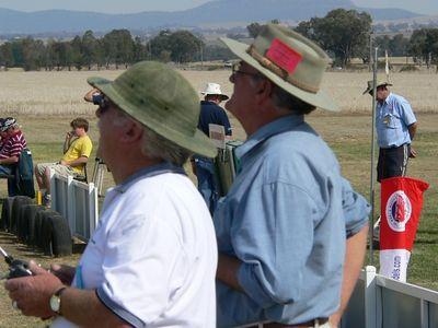 Dennis McLean & Stuart Brackley
