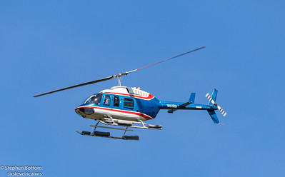 VH-HZQ  SKYLINE AVIATION BELL-206L