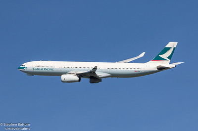 B-LAX CATHAY PACIFIC A330-300