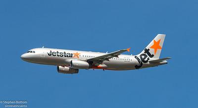 VH-VFK JETSTAR A320