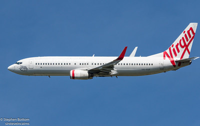 VH-VUF VIRGIN AUSTRALIA B737-800