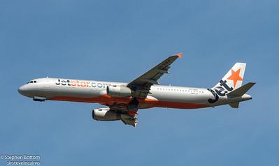 VH-VWW JETSTAR A321
