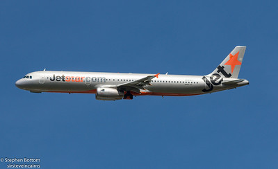 VH-VWY JETSTAR A321