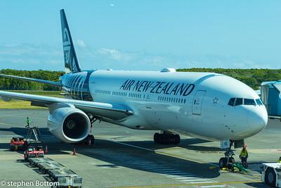 ZK-OKG AIR NEW ZEALAND B777-200