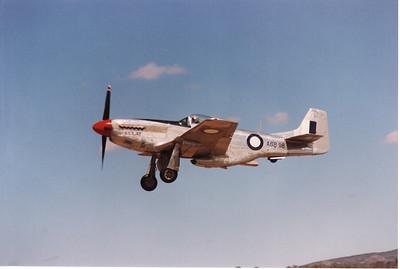 VH-AGJ CA-18 MUSTANG A68-118