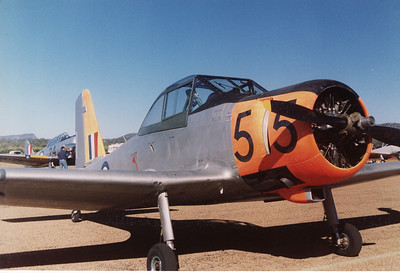 VH-XXD A85-455 DH-25 WINJEEL