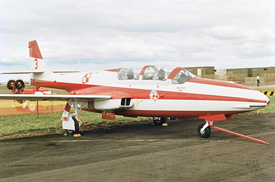 VH-ISK PLZ TS-11 ISKRA