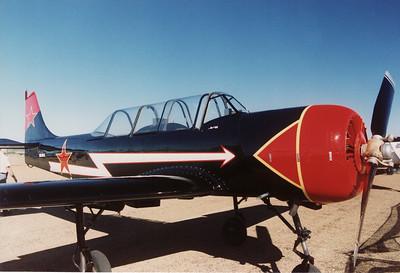 VH-YYA YAK-52