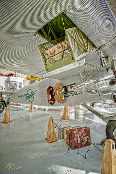 Ford Tri-Motor, 5-AT-B<br /> ~Tin Goose~