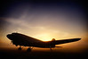 ~Good Morning Sunshine~<br /> <br /> C-47 graces the rising sun, over the slightly blanket fog of that beds the flight line.