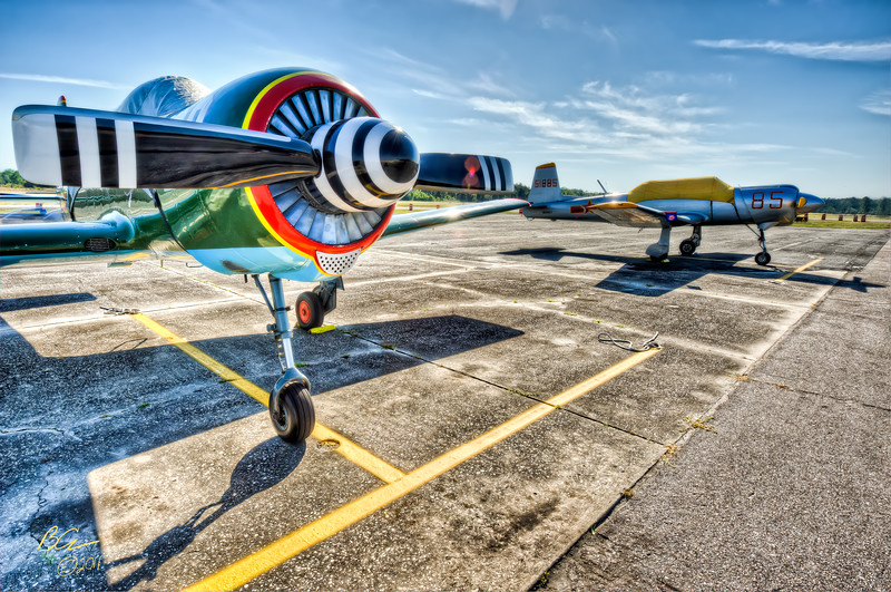 ~Spinnin Spinner~<br /> <br /> Yaks on the flight line.<br /> <br /> Wings Over Flagler Airshow 2011