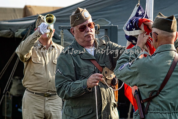 Warbirds  Living History Group EAA Show 2018
