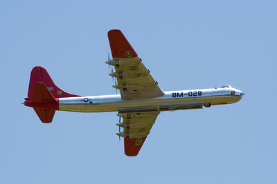This beautiful Convair B-36 was an awesome scale replica.