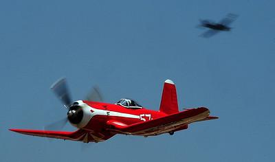 Goodyear F2G Corsair