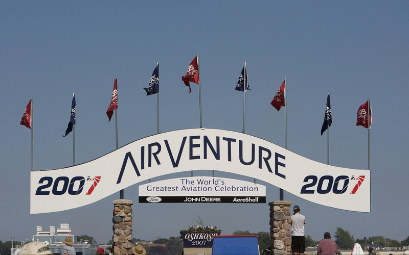 "AirVenture is ©EAA <br /> <a href=""http://eaa.org"">http://eaa.org</a>"