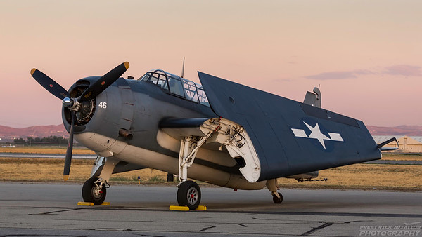 N7835C. Grumman TBM-3E Avenger. US Navy. Chino. 010515.
