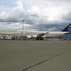 Saudi royal plane