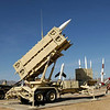Patriot<br /> The missiles are launched out of their containers, with each launcher holding four missiles