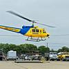 Ventura County Sheriff Huey Helicoptor