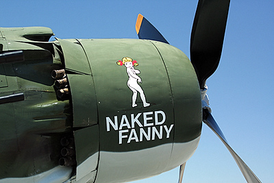 Naked Fanny