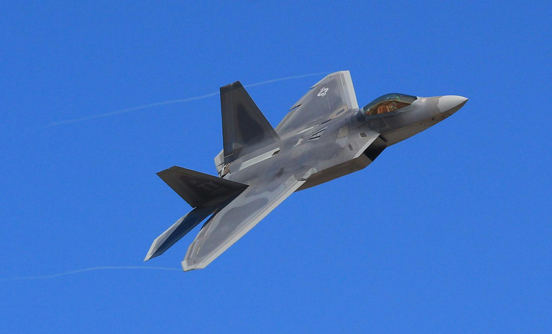 The F-22's biggest drawback may be the lack of optic or laser targeting, which limits precise ground placement of ordinance. This is a big disadvantage during insurgent warfare which is so prevalent today. The F-22 costs about $20,000 per HOUR to operate, $45K/hour if you include support base and deployment costs. A10's and attack helicopters are better suited for that purpose and with far less monetary risk.