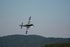 Here the P-51 makes a few passes for some great opportunities in the next couple photos.