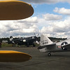 Collins Foundation aircraft