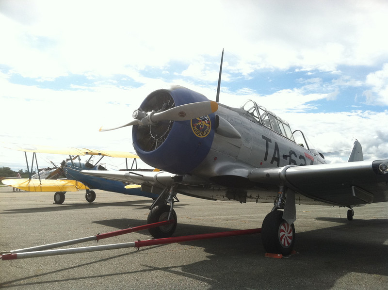 Collings Foundation Warbirds Tour