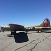 "Last, but certainly not the least, was this B-17 Flying Fortress ""Nine-0-Nine""."