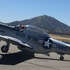 The rides in this P-51 were $2200 for 30 minutes!