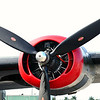 Engine of B-24 Liberator