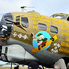 Nose of B-17 Flying Fortress