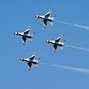 Thunderbirds F-16 Fighting Falcons
