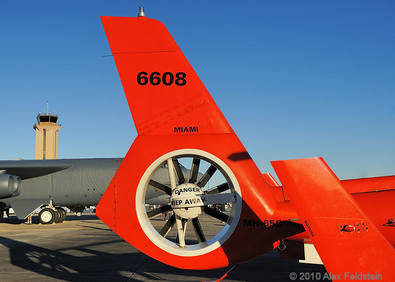 """USCG H-65 """"Dolphin"""" - Short Range Recovery Helicopter"""
