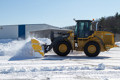 Serious snow clearing. - Copyright (c) 2013 Daniel Noe