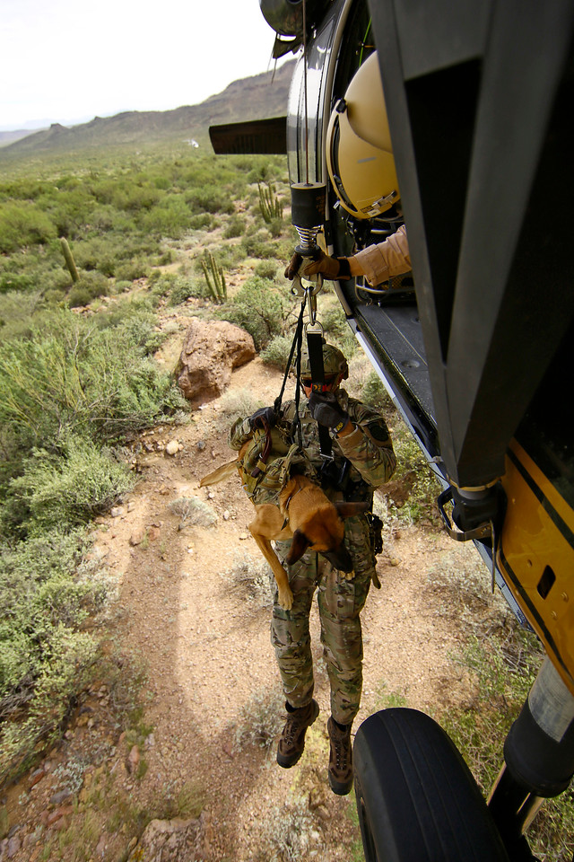 10/6/2014<br /> Tucson Aviation Operations<br /> UH-60L 24558<br /> OMAHA 558<br /> Operation SOUTHERN HARRIER<br /> By John E. Cottrell, AIA