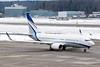 HL8290. Boeing 737-7GE(BBJ). Private. Zurich. 170117.