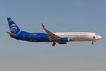 N265AK. Boeing 737-990(ER). Alaska Airlines. Los Angeles. 160617.