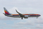N917NN. Boeing 737-823. American Airlines. Miami. 220417.