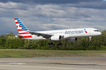 N192AN. Boeing 757-223(WL). American Airlines. Anchorage. 110617.