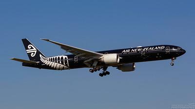 ZK-OKQ. Boeing 777-319/ER. Air New Zealand. Heathrow. 101018.