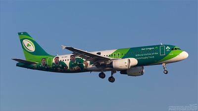 EI-DEI. Airbus A320-214. Aer Lingus. Heathrow. 101018.