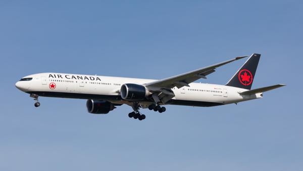C-FITL. Boeing 777-333(ER). Air Canada. Toronto. 250919.
