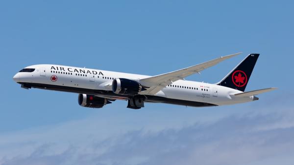 C-FVNF. Boeing 787-9 Dreamliner. Air Canada. Los Angeles. 210519.